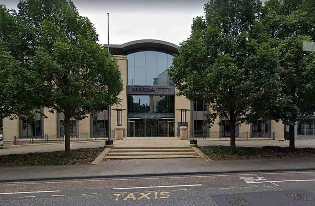 Rockstar North's offices in Edinburgh. Credit: Deadline News