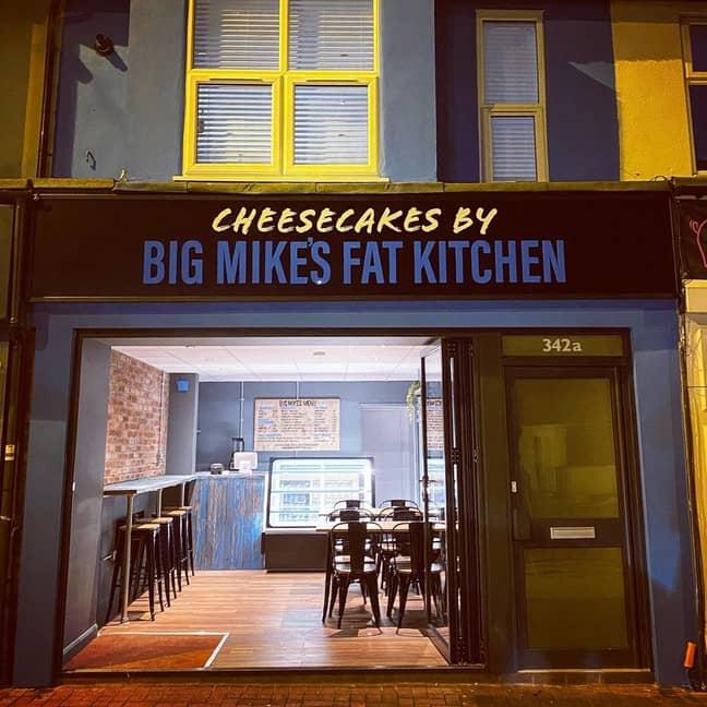 Credit: Instagram/Big Mike's Fat Kitchen