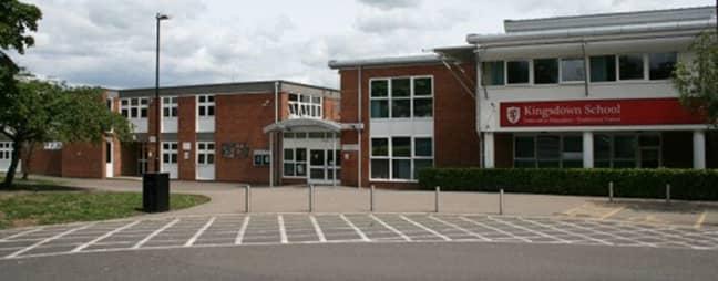 Kingsdown School, Swindon. Credit: Kingsdown School