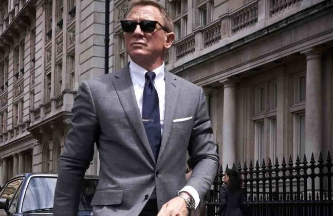Daniel Craig will star in his final Bond movie next year. Credit: MGM