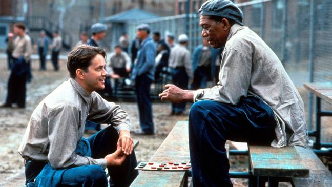 The Shawshank Redemption. Credit: Columbia Pictures