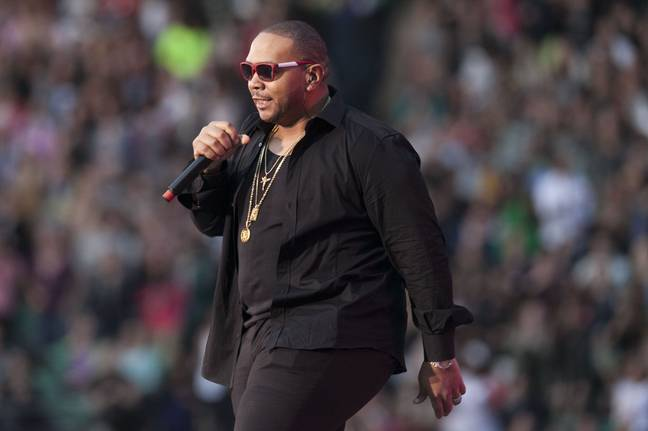 The rapper in 2013. Credit: Shutterstock
