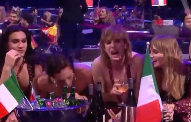 Credit: Eurovision/BBC