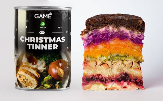 Vegans are catered for as well. Credit: GAME