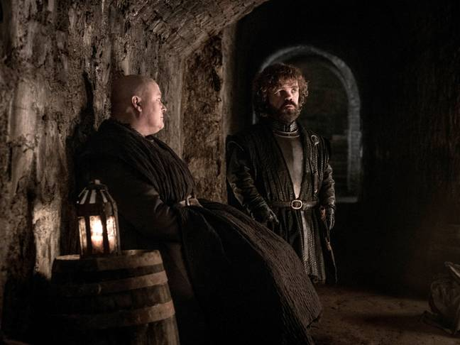 Tyrion and Varys. Credit: HBO