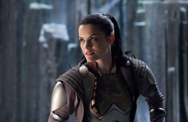 Is Lady Sif in Thor: Love and Thunder? (Credit: Twitter/loveandthundernews)