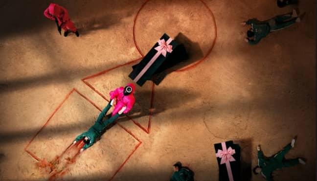 Squid Game. (Credit: Netflix)