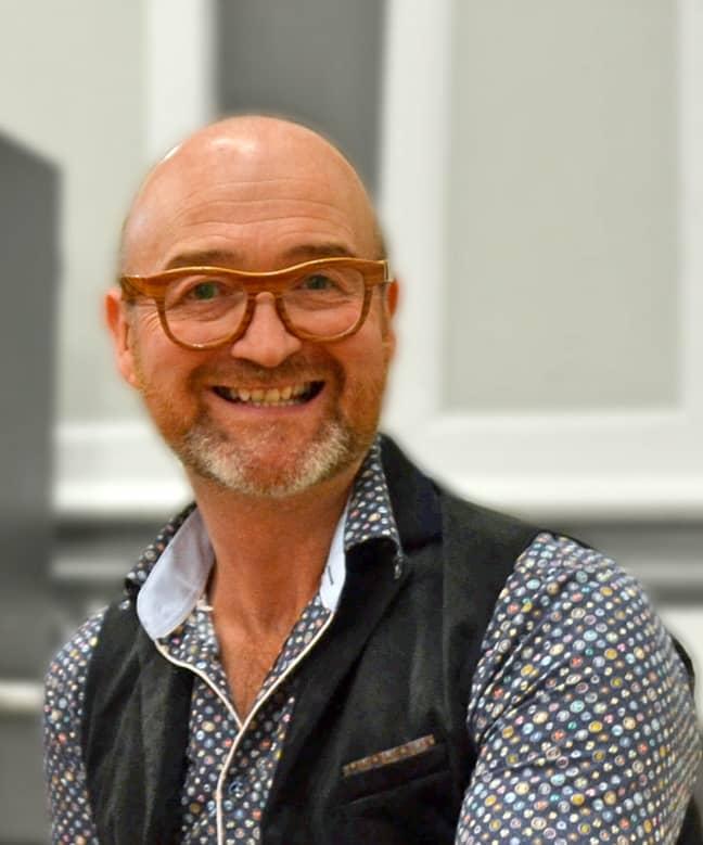 BBC antiques expert David Harper. Credit: SWNS