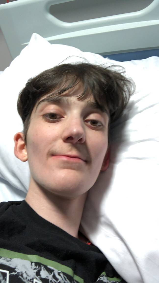 YouTuber Sir Kipsta has tragically died aged 17. Credit: Twitter/@KipstaUnited