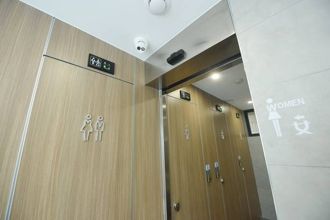The new plans would see an end to separate public toilets for men and women. Credit: PA