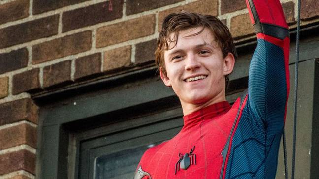 Tom Holland has his own Marvel business to attend to. Credit: Marvel