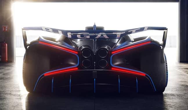 Credit: Bugatti