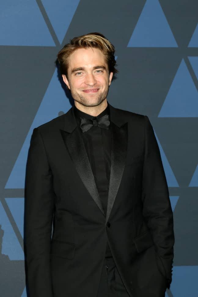 Robert Pattinson. Credit: PA
