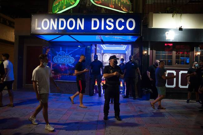 Nightclubs across Spain have been ordered to close. Credit: PA