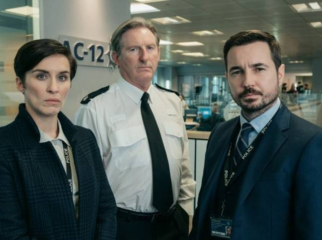 Season six of Line of Duty has wrapped. Credit: BBC