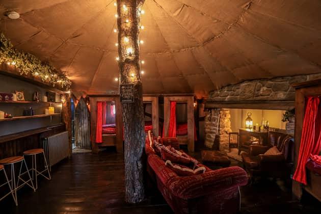 The 'Dorm Room'