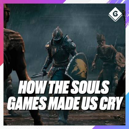 Ranking The Dark Souls Games By How Much We Cried