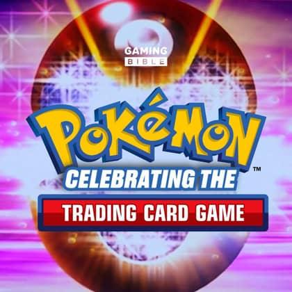 Pokémon 25th Anniversary - Celebrating The Trading Card Game
