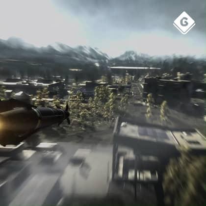 Call of Duty Warzone Nuclear Bomb Destroys Verdansk
