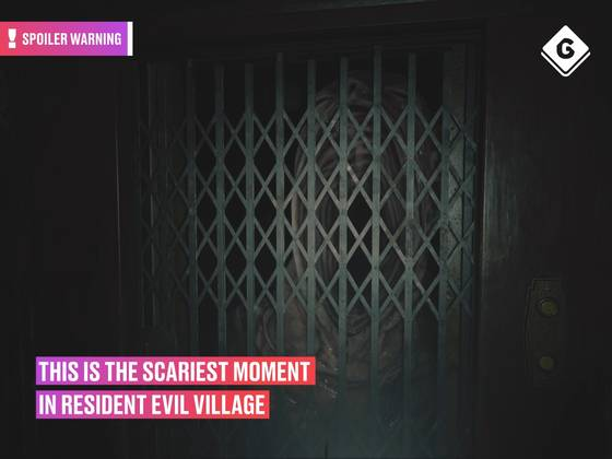 The Scariest Moment In Resident Evil Village