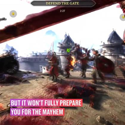 Chivalry 2 Is Unbelievably Gory