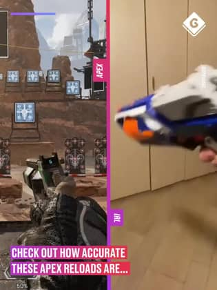 How Players Reload In Different Video Games
