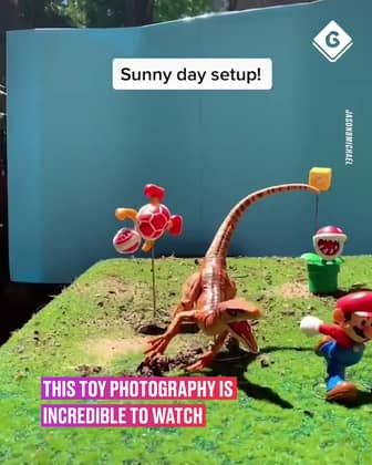 Incredible Toy Photography