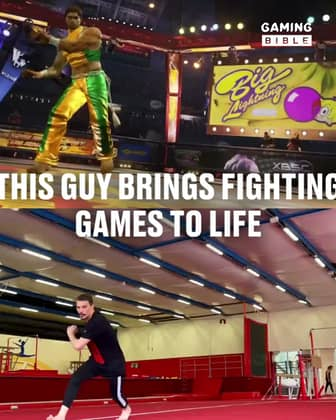 Stuntman Recreates Fighting Games IRL