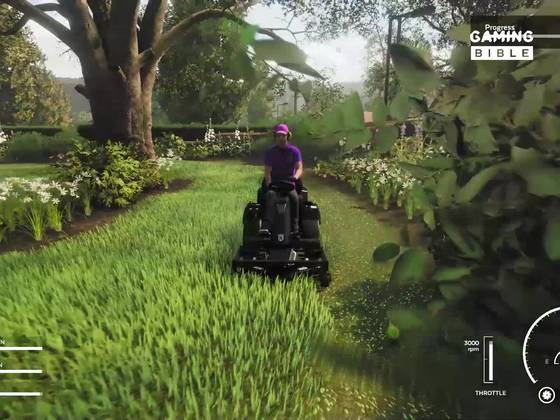 Lawn Mowing Simulator 2021 - Game of the Year!