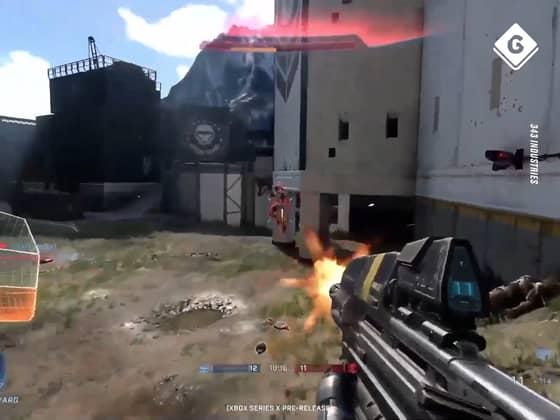 Halo Infinite Multiplayer Gameplay