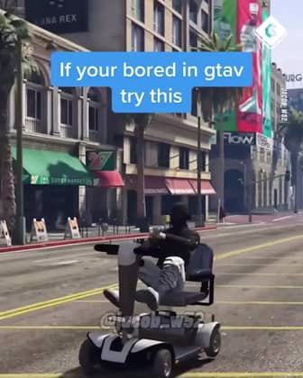 Things To Do If You're Bored In GTA V