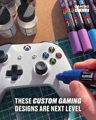 These Custom Gaming Designs Are Next Level