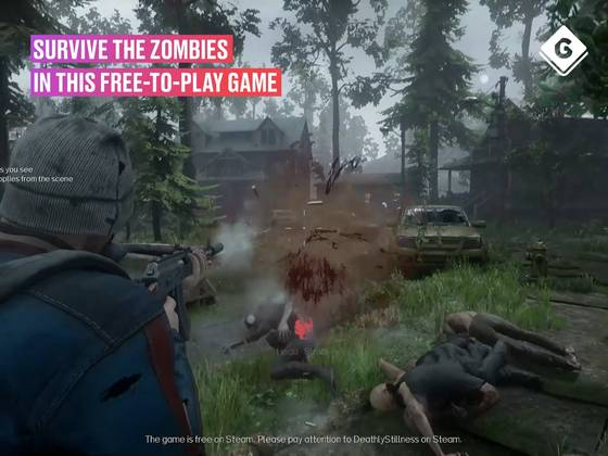 Survive The Zombie Horde In Deathly Stillness
