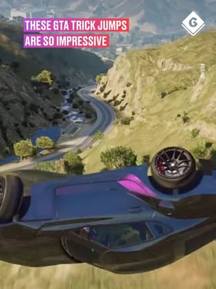 These GTA Trick Jumps Are Seriously Impressive