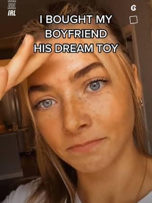 Girlfriend Buys Boyfriend LEGO Millennium Falcon