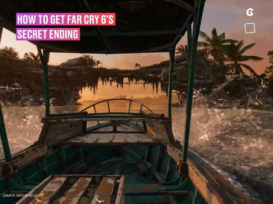 How To Get Far Cry 6's Secret Ending