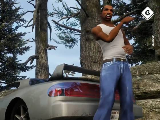 Grand Theft Auto Trilogy Remaster Gameplay Revealed