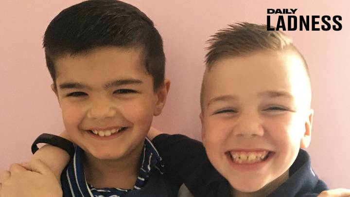 Best Friends Ditch Their 10th Birthday Parties To Raise Money For Cancer Research