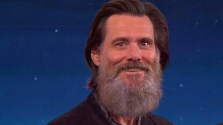 I'm Sorry To Announce That Jim Carrey's Beard Is No More