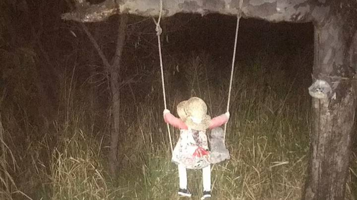 Residents Of Small Australian Town Terrified By Mysterious 'Creepy' Doll