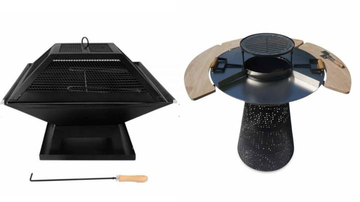 The Range Is Selling A Pit Fire Grill £180 Cheaper Than Aldi