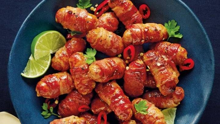 Aldi Is Selling Pigs In Blankets With Extra Hot Chilli Sauce