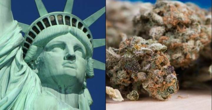 New York Set To Legalise Weed For Adults Over 21