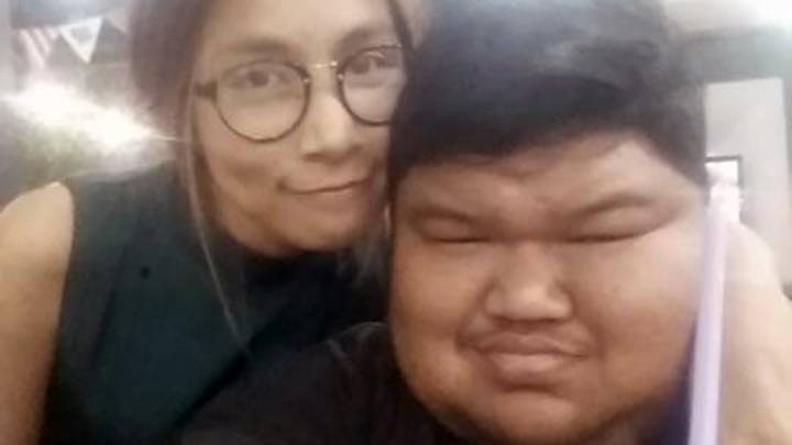 Man Who Was Bullied Because Of His Weight Marries Girl Of His Dreams