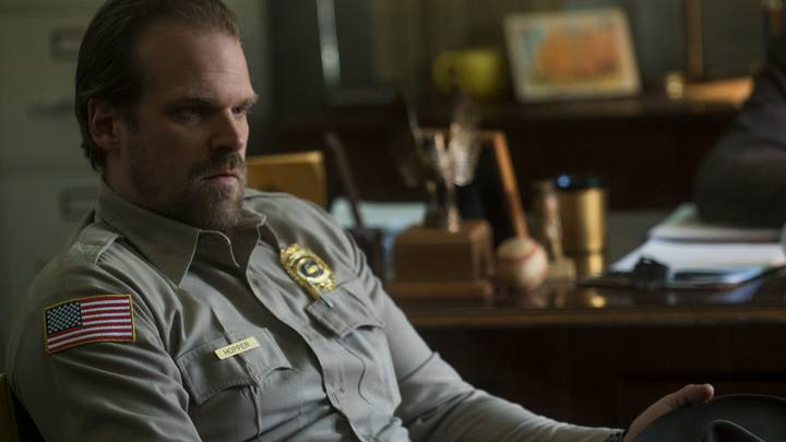 Stranger Things' David Harbour Loathed Co-Star Dog So Much He Wanted It Killed Off Show