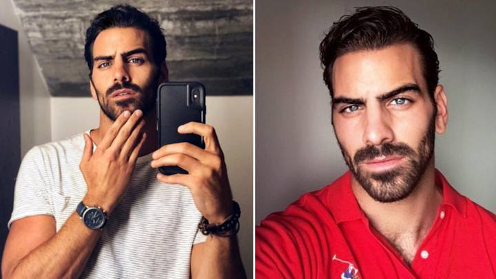 Model Snaps Back At Woman Who Blatantly Took Pictures Of Him