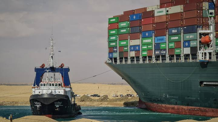Frustration Continues As Suez Canal Ship Blocks Huge Sex Toy Shipment
