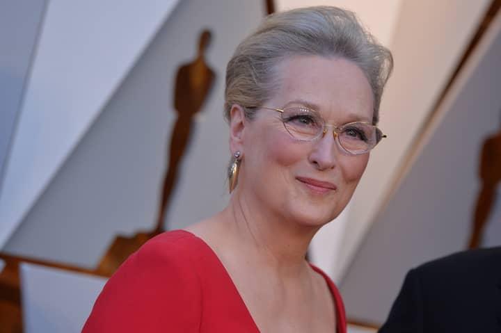 Meryl Streep Becomes Oscars' Meme After Viewers Spot Likeness To 'Shrek' Character