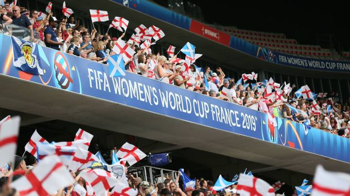 We Should Be Celebrating The Women's World Cup Like We Did The Men's
