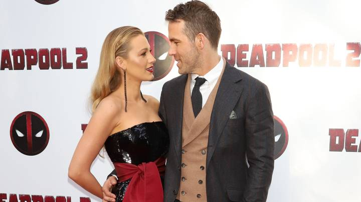Blake Lively Trolls Ryan Reynolds On Their Wedding Anniversary